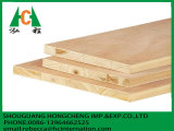 Tarjeta de madera laminada Blockboard de la madera contrachapada
