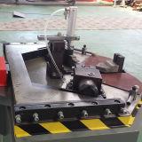Máquina de friso de canto hidráulica da porta do indicador de alumínio