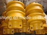 Peças do rolo da trilha da parte inferior da escavadora da esteira rolante Bd2g Bd2f Bd2h Bd3f BS2f Mitsubishi da estrutura