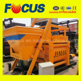 Misturador concreto dos eixos horizontais do gêmeo da qualidade superior, misturador Js1000 concreto