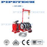Máquina da fusão do encaixe de tubulação do HDPE