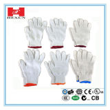 Покрынные латексом перчатки хлопка/работая латекс Constructon Glovesanti-Смещают Anti-Abrasion