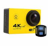 Im Freien wasserdichte Digital DV Kamera des Sport-HD 4K mit WiFi Fernsteuerungs