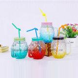 Cocktail-Neuheit-trinkendes Glas-Maurer-Glas der Ananas-500ml