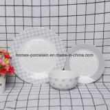 Vaisselle en porcelaine de Chine Fabricant défini