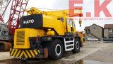 Terreno Kato 25ton Hoist Truck Crane (KR25H-IIIL) di Japanse Hydraulic Rough