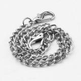 顧客用方法によってめっきされる金属のハンドバッグの鎖の滑稽な金