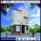 新しいデザインの軽い鋼鉄家屋