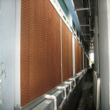 Отработанный вентилятор пусковой площадки испарительного охлаждения для оборудования фермы цыпленка