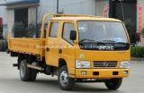 5 tonnellate di doppio della carrozza del carico del camion di Dongfeng 6 delle rotelle veicolo del camion