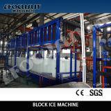 Fabricante de hielo grande de bloque de la capacidad de Focusun