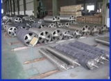 BerufsManufacuture statische Form-Stahl-backuprolle
