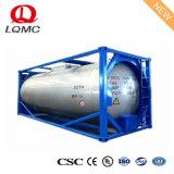 큰 양 액체 가스 디젤 엔진 저장 ISO 탱크 콘테이너