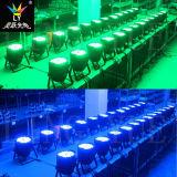 DMX DJフルカラーRGB LEDの同価54 3W