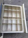 Trolley de emergência médica hospitalar (ET-17)