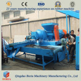 Linea di produzione di gomma della polvere del pneumatico residuo favorevole all'ambiente