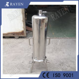 Edelstahl-flüssiges Filtergehäuse-Filtereinsatz-Gehäuse