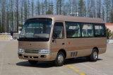 De Stad van de Toerist van de Minibus van de Onderlegger voor glazen van de Airconditioner van het Voertuig van het personeel Trans Bus