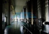実験室の細胞培養のマルチ生物反応炉5Lのホウケイ酸塩ガラスの発酵リアクター細胞培養の生物反応炉
