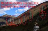 Torretta della trasmissione di tangente di CC di Megatro 500kv 5e2-Szc3