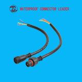 IP68 connettore di cavo impermeabile di Pin del collegare LED 5