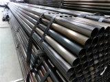 Ss330 Ronda de carbono recozimento preta do tubo de aço laminado a frio