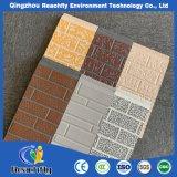 Los paneles del techo de aluminio aislados resistentes al calor de la Junta de pared