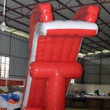 Estanco al aire libre diapositiva inflable para niños