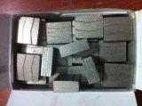 Гранитные режущих инструментов алмазов Алмазные сегменты для слоя и режущего блока цилиндров