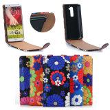 Pastoral original estilo Flor voltear para teléfono móvil (multicolor)