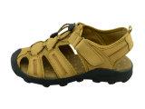 Chaussures neuves de santals de sport de cuir de type de mode pour les hommes 20016-1