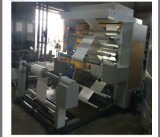 Impresora de Flexo de los colores de la velocidad 6 para el carrete de película del PVC de los PP del PE (NX-B)