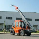 Manager scz30-4 van Telecopic Multifunctionele Diesel Telescopische Vorkheftruck voor Verkoop