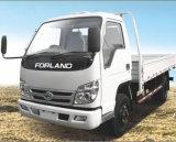 2T-5t Foton 108HP 4X2 Mini camions de fret pour la vente