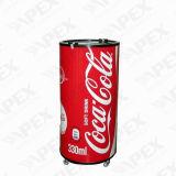 Refrigerador elétrico do tambor do refrigerador do refrigerador da bebida do vértice para o partido com cestas opcionais
