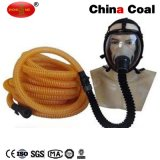 인공호흡기를 위한 안전 인공호흡기 방독면