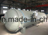 La certificación ce el cultivo de setas de esterilizador