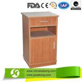 Деревянные небольшие мобильные прикроватных кабинета с 2 Drawerss