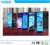 P3半屋外の携帯用デジタルポスター媒体のLED表示/LEDミラースクリーン