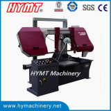 Горизонтальный автомат для резки ленточнопильного станка высокой точности H-400