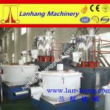 Unidade plástica do misturador da matéria- prima