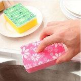 Печать цветет губка для чистки, Housework, губки чистки
