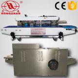 Máquina continua del lacre de la película con el tipo horizontal y vertical sellador del calor de la venda del bolso del embalaje para Hm HDPE del LDPE LLDPE de los PP del PE