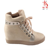 Madame sexy Shoes (SN505) d'espadrille de femmes de loisirs de décoration de rivet