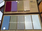 High Gloss étanche Rouge Gris Blanc Marron foncé 4X8 Carte de Mélamine MDF de couleurs (LCT3010)