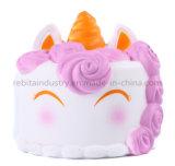 Unicorn Gâteau mousse crème parfumée de décompression Squeeze accessoires décoratifs jouets