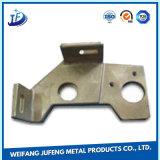 Части изготовления металлического листа нержавеющей стали OEM пробивая