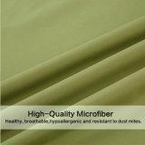 Una qualità dei 1800 Egiziani ha spazzolato Microfiber insieme del lenzuolo delle 4 parti