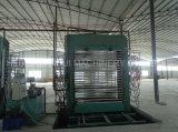 Machine chaude de presse de plancher en stratifié