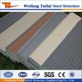 Металлические стальные декоративные панели для стальных структуры дом Вилла
